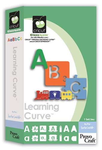 Cartucho Cricut® The Learning Curve Classmate