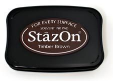 StazOn - Timber Brown