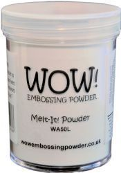 WOW! Polvo para Fusión (Melt-It! Powder) 160 ml