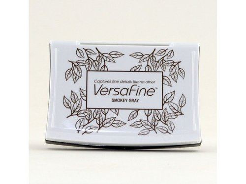VersaFine Ink Pad Smoky Gray