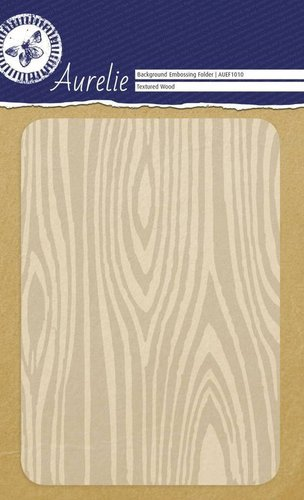 Carpeta de Relieve Aurelie: Madera