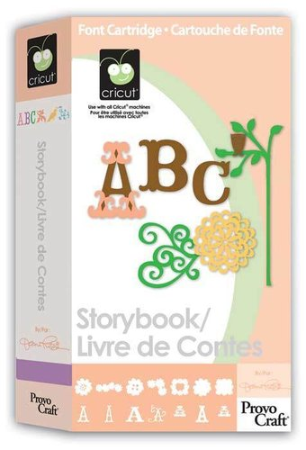 Cartucho Cricut® Storybook