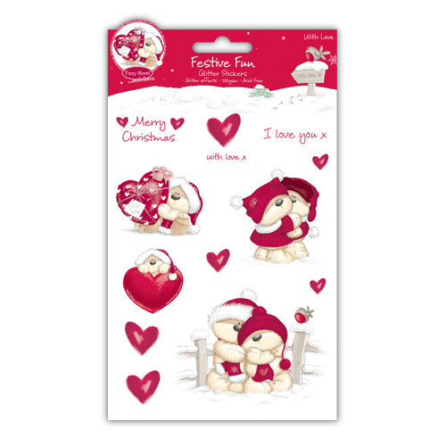 "Pegatinas Fizzy Moon Festive Fun - ""With Love"""