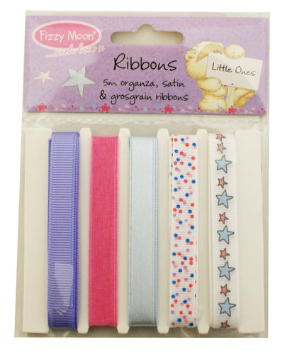 Ribbons Fizzy Moon Littles Ones