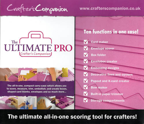 The Ultimate Crafter's Companion Pro