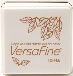 VersaFine Toffee Small Pad