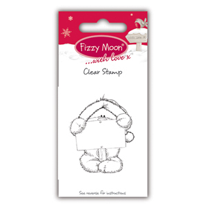 Clear Stamp Fizzy Moon Sign