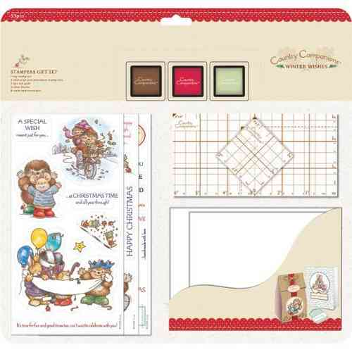 Country Companions- Winter Wishes Stampers Gift Set