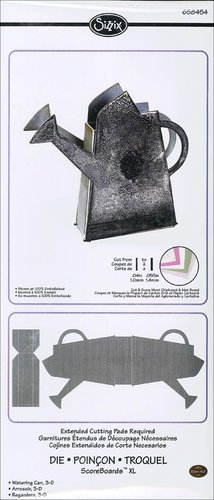 Sizzix Bigz XL Die - Watering Can 3D