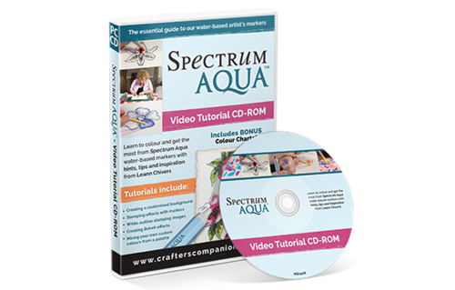 Video Tutorial CD-ROM- Spectrum AQUA