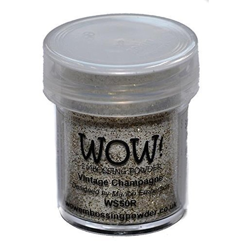 WOW Embossing Powders Vintage Champagne