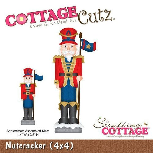 "Scrapping Cottage ""Nutcracker"" Die"