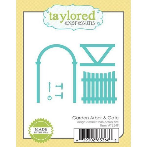 Taylored Expressions Garden Arbor and Gate Die