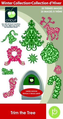 Cartucho Cricut® Trim the Tree