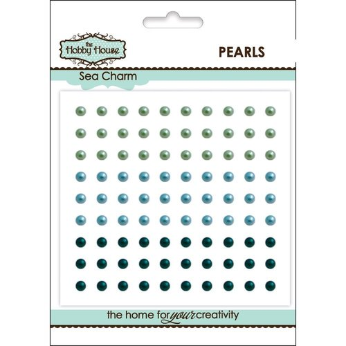 The Hobby House self-Adhesive Pearls