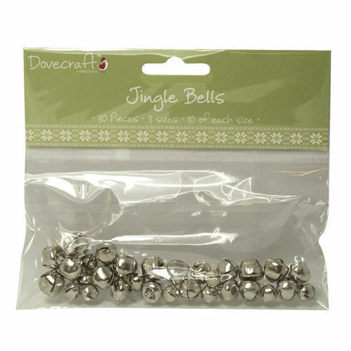 Jingle Bells Silver Dovercraft